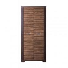 Платяной шкаф с двумя створками «Латино»