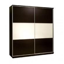 Платяной шкаф с раздвижными дверьми «Пловдив»