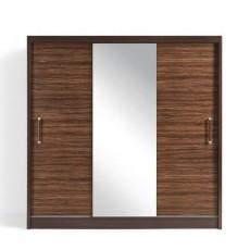 Платяной шкаф с раздвижными дверьми «Сливен»