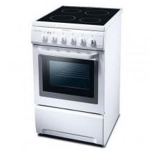 Кухонная плита с керамическими конфорками