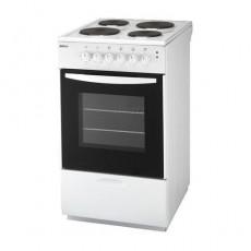Кухонная плита с электрическими конфорками